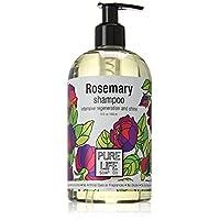 Pure Life Shampoo, Rosemary, 15 Fluid Ounce