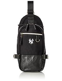 MLB Body bag 单肩包 洋基队 刺绣 标志 女士 男士 One point YK-BY09