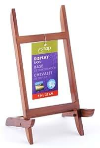Snap Walnut 9-inch Chair Easel