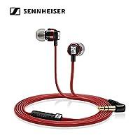 Sennheiser森海塞尔 CX 3.00 入耳式耳机 红色