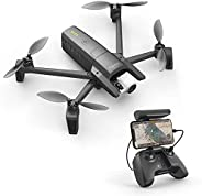 鹦鹉 Anafi Drone,*紧凑,飞翔的 4K HDR 相机PF728000  nur Anafi Drohne 深灰色