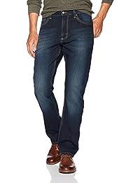 Wrangler 威格 aAuthentics 男式高级运动修身牛仔裤