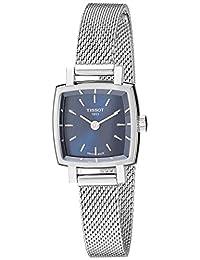 Tissot 女式可爱瑞士石英不锈钢礼服手表(型号:T0581091104100)