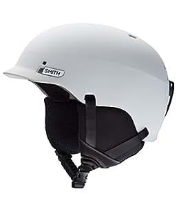 SMITH 中性 GAGE 单板双板滑雪头盔 公园速降轮滑滑板头盔 H16-GAMWXL 白色 XL