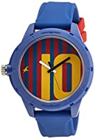 Fastrack Tees Analog Multi-Colour Dial Unisex Watch - 38019PP02