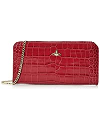Vivienne Westwood 女式 时尚钱包 YASMINE 51030001-40050 270 X 125 X 40 MM