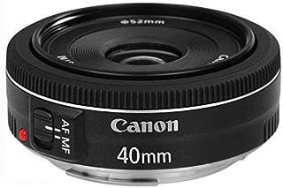 Canon EF 40 mm f/2.8 STM 镜头 - 黑色6310B005 40 mm 黑色