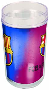 Int'l Soccer Barcelona 16 ounce 4-Pack Tumblers
