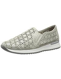 Remonte 女式 R 7005乐福鞋,灰色,5英国
