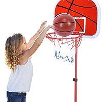 Borlai 便携式篮球框高度可调节篮球支架系统篮球篮篮篮板网套件