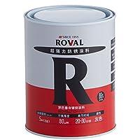 罗巴鲁冷镀锌涂料2.5kg富锌涂料冷喷锌防锈漆防腐涂料