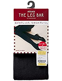 [ASTUGI] 紧身裤 Atsugi The Leg BAR(厚木) [日本制造] 相当于350丹尼尔 带有人造丝 平纹连裤袜 厚木腿裤 女士
