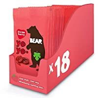 Bear Yoyo水果卷20克(18支裝)草莓口味