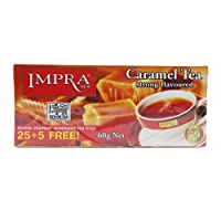 Impra英伯伦焦糖味红茶2g*25袋+5袋(斯里兰卡进口)