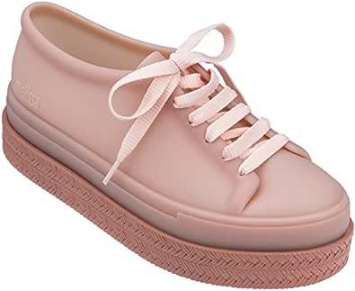 Melissa Be II 女士运动鞋 Pink Cloudy 6 M US