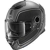 摩托车头盔 Shark SPARTAN 1.2 PRIONA M HE3463EAKAM