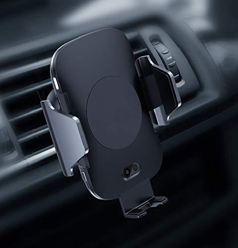 全自动伸缩无线充电支架红外感应智能支架 手机支架 无线充电器 全自动汽车导航支架 C9