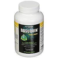 Nutramax Laboratories Dasuquin MSM 大型犬可咀嚼片 84 粒