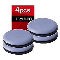 家具滑块适用于地毯和硬木地板粘合家具滑动自杆家具滑块垫 round50mm