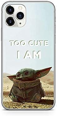 原版星球大战手机套 Baby Yoda 004 iPhone 11 PRO MAX 手机壳