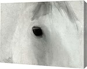 "PrintArt GW-POD-23-KA-RC-021B-16x12""Serene Eyes"" 由 Kimberly Allen 创作画廊装裱艺术微喷油画艺术印刷品 12"" x 9"" GW-POD-23-KA-RC-021B-12x9"