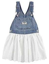 OshKosh B'Gosh 女童世界*好的工装裤