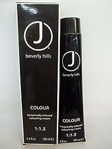 J Beverly Hills Colour 4.8 Cacao Glaze Colouring Cream 3.4 fl. oz. (100 ml)