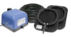 完整 Aquatics EnhanceAir Pro 2 增氧系统,起泡高达 16,000 加仑