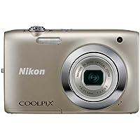 Nikon 尼康 S2600 数码相机(银色)