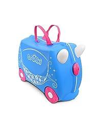 英国 Trunki 骑坐式小型行李箱-珍珠包厢(Pearl)TR0259-GB01