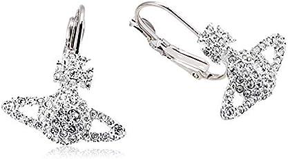 Vivienne Westwood 英国品牌 GRACE ORB724671B/1耳环银白色724671B/1