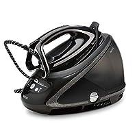 Tefal Pro Express 终极高压蒸汽发生器熨斗,2600 W 黑色