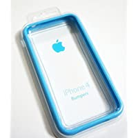 Apple iPhone4 Bumper 蓝色 苹果正品 MC670ZM/A