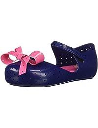 Mini Melissa Mini Furadinha Xi 儿童芭蕾平底鞋