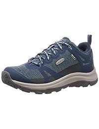 KEENE 徒步旅行鞋 TERRADORA II WP 女式 Tapestry/Blue Glow 22.5 cm D