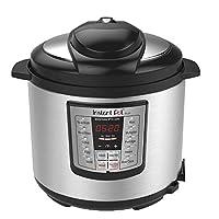 Instant Pot LUX60V3 V3 6夸脫/約5.676升 6合1多用途可編程高壓鍋,慢燉鍋,電飯煲,炒鍋,蒸鍋和加熱器