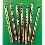 每打竹花朵图案长笛