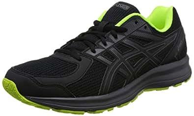 ASICS 亚瑟士 男 跑步鞋 JOLT T7K3N-001 黑色/灰色 41.5