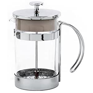 Norpro 5-Cup Chrome Coffee Tea Press