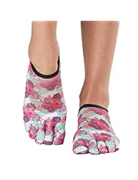 Toesox Grip Pilates 船袜 - 防滑平底鞋,适合瑜伽和芭蕾舞