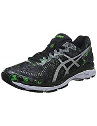 ASICS 亚瑟士 男 跑步鞋GEL-KAYANO 23 T6A0N