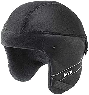 Bern Winter Liner 自行车套装冬季成人,中性,黑色,S