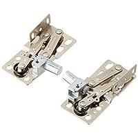 Rev-A-Shelf Tip-Out 托盤鉸鏈 灰色(Zinc) FBA_LD-0220-50SC
