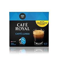 Café Royal Caffé Lungo 48 咖啡膠囊與Nescafé兼容, 3包