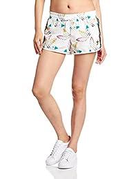 adidas Originals 三叶草 女士 短裤 pharrell williams 合作款 AO3162