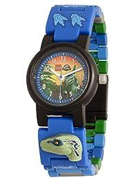 LEGO 儿童模拟经典石英手表塑料表带 8021285