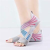 AOSENDUN 奥森盾 四季款女士瑜珈鞋 耐磨防滑室内健身鞋 健身运动休闲鞋 S36