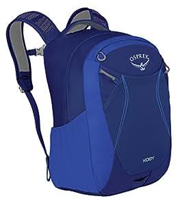 Osprey 中性童 科比 Koby 20 紫蓝色 20升 儿童背包 儿童日用旅游多功能硬质背板透气肩带舒适背负可放平板电脑多重分仓 三年质保终身维修 (两种LOGO随机发) (儿童系列)