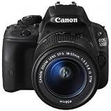 Canon 佳能 EOS 100D 数码单反套机(EF-S 18-55mm f/3.5-5.6 IS STM)