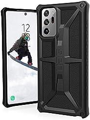 Urban Armor Gear Monarch 手机套三星 Galaxy Note20 Ultra (5G) (6,9'' 英寸)[官方设计为三星认证,5 层保护,无线充电(Q